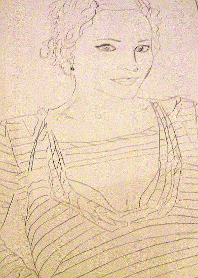Anneke van Giersbergen by Dec0de